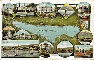 Ansichtskarte von 1909
