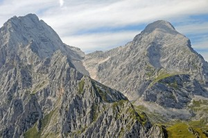 Liebe zu den Bergen