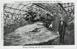 Ansichtskarte um 1900