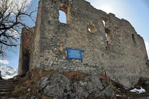 Die kühne Lage der Burg begeisterte Ludwig II.