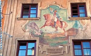 Posthalterei seit 1763 (Foto: H.K.)