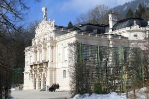 Die Königliche Villa Linderhof (Foto: Ellen Kalb)