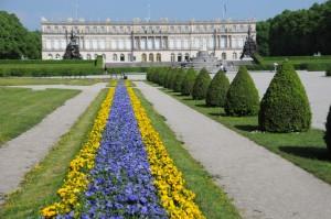 Schloss Herrenchiemsee im Mai 2011
