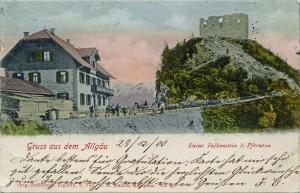 Falkenstein AK gel 1900 (Sammlung HK)