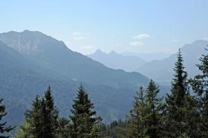 Blick vom Hochkopf (Foto: H.K.)