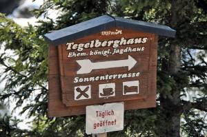 Die Gebirgshäuser Ludwigs II. - heute beliebte Ausflugsziele (Foto: H.K.)