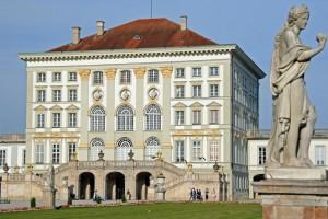 Schloss Nymphenburg - Sommerresidenz der Wittelsbacher in München (Foto: H.K.)